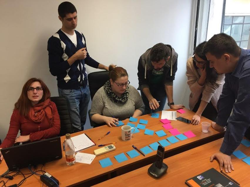 Agile workshop Romania