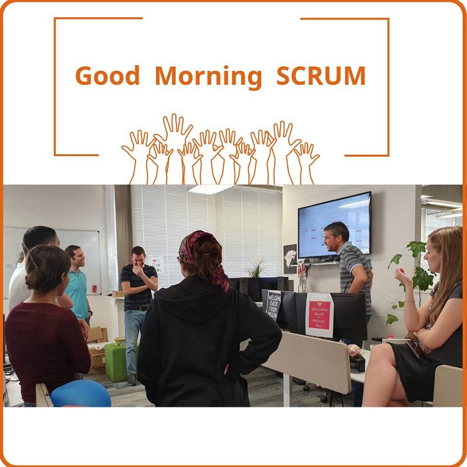 good morning scrum Gallery