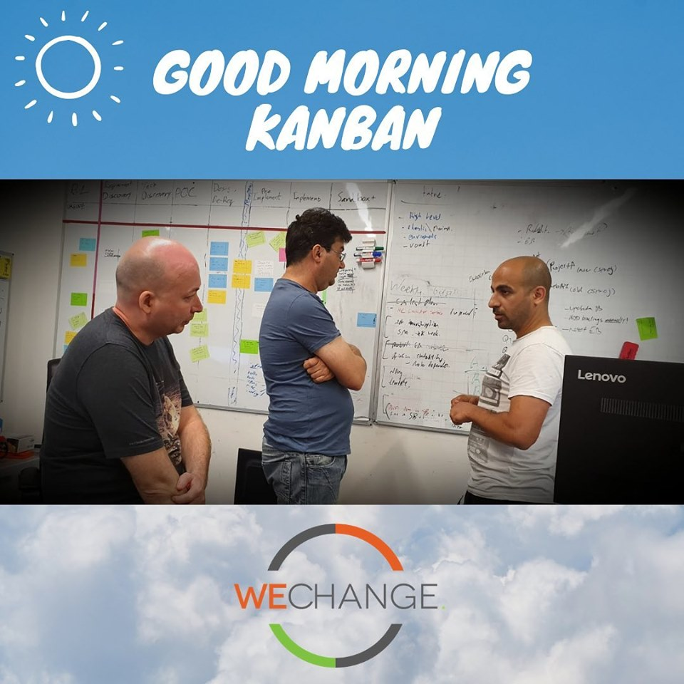 kanban morning Gallery
