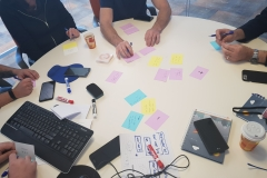 Scrum team retrospective