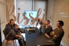 scrum team meeting