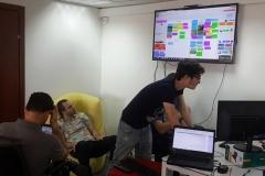 Remote teams Retrospective