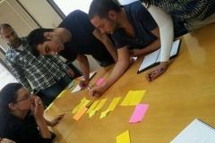 Agile and scrum Team coaching
