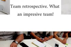 thumbs retrospective We are all in this together   Building the whole team approach – What does it mean?