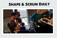 thumbs shape and scrum Gallery