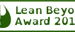 LeanBeyondAward2013 small 150x64 Our Success stories