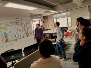 scrum team 300x225 Blog