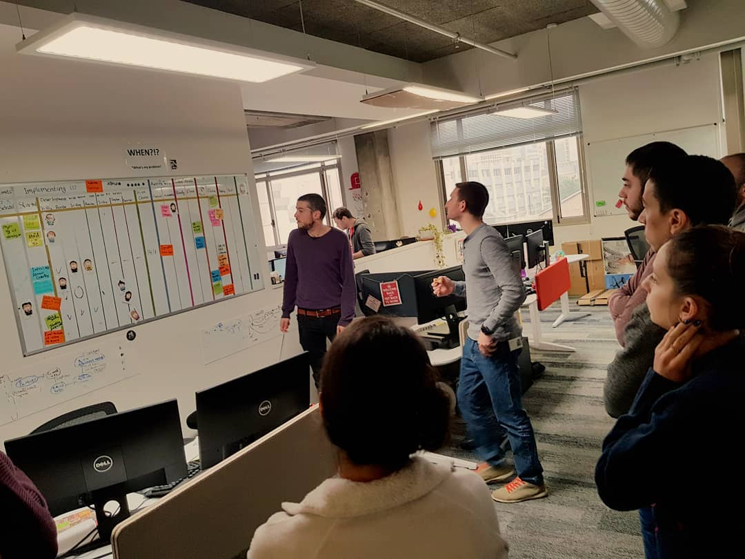 scrum team Blog