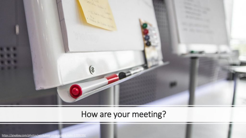 FIVERR BAD MEETINGS AFTER CHANGES 02 compressed 1024x576 Why scrum meetings can become boring and ineffective?