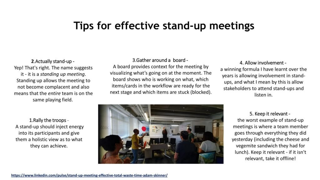 FIVERR BAD MEETINGS AFTER CHANGES 11 compressed 1024x576 Why scrum meetings can become boring and ineffective?