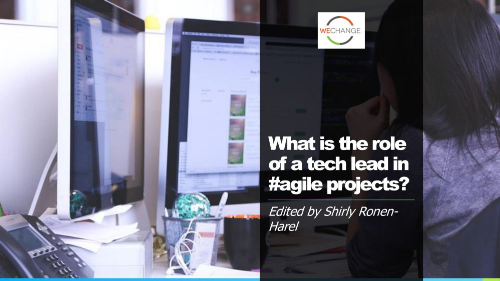 The role of the tech lead in agile 01 compressed Whats the role of the tech lead in agile?