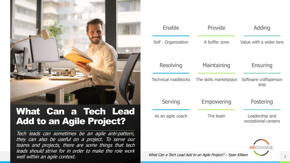 The role of the tech lead in agile 03 compressed Whats the role of the tech lead in agile?