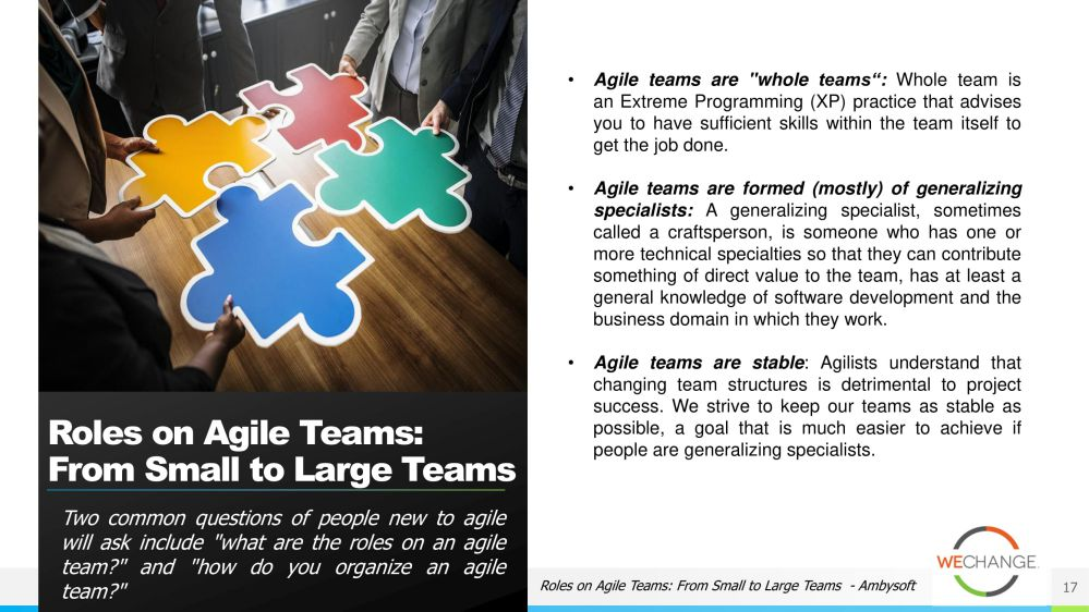 The role of the tech lead in agile 17 compressed Whats the role of the tech lead in agile?
