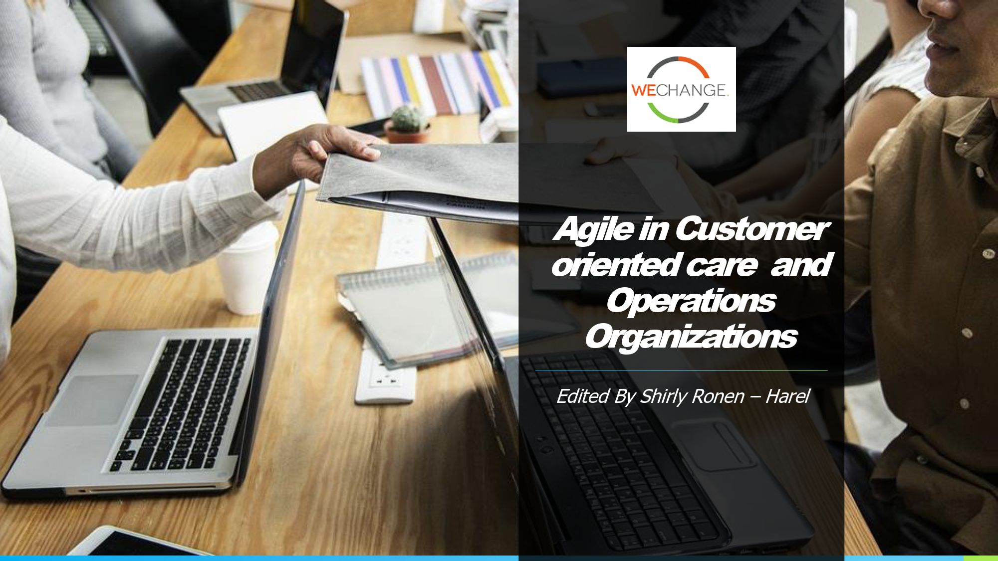 Operations agility page 0001 compressed Being & Doing Agile in Customer oriented care and Operations Organizations