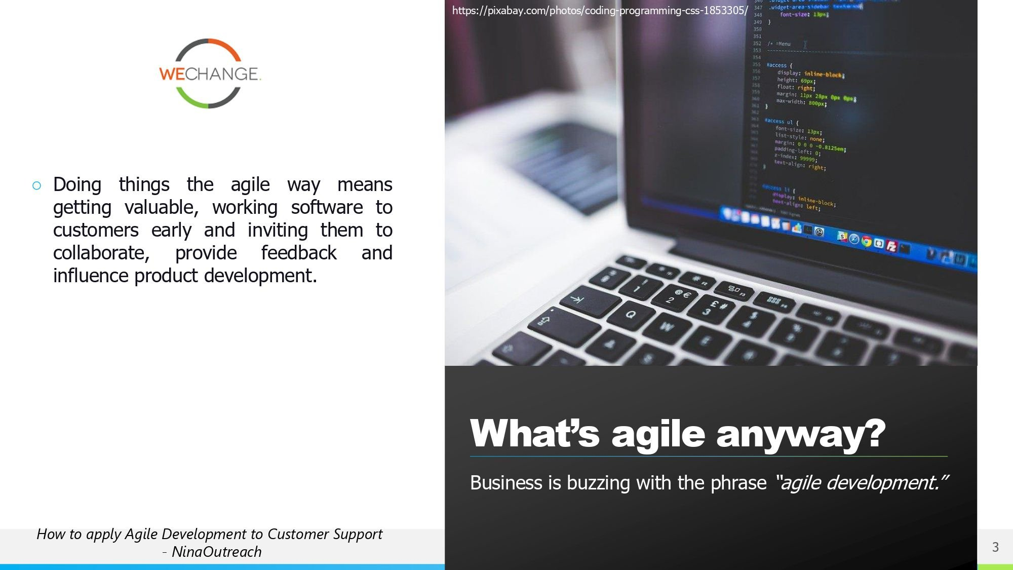 Operations agility page 0003 compressed Being & Doing Agile in Customer oriented care and Operations Organizations
