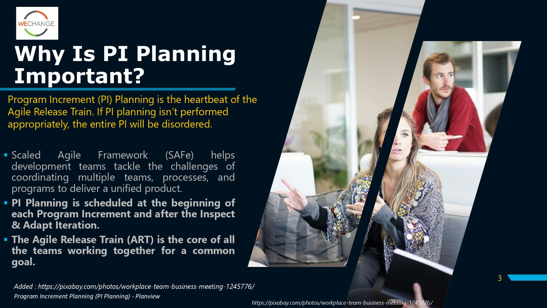 PI PlanningV2 page 0003 compressed Working from home ? Overcoming remote challenges of PI planning #SAFe