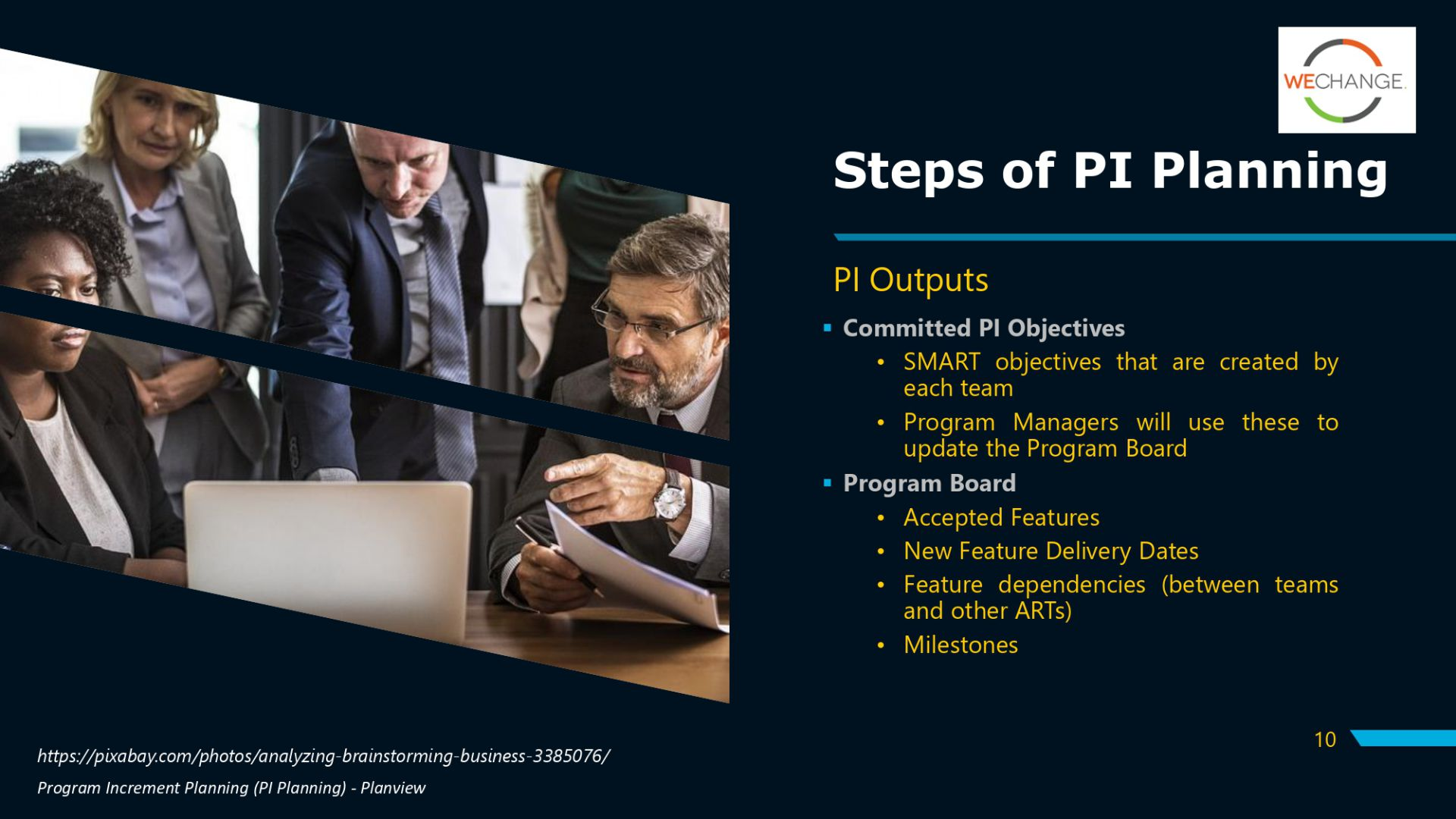 PI PlanningV2 page 0010 compressed Working from home ? Overcoming remote challenges of PI planning #SAFe