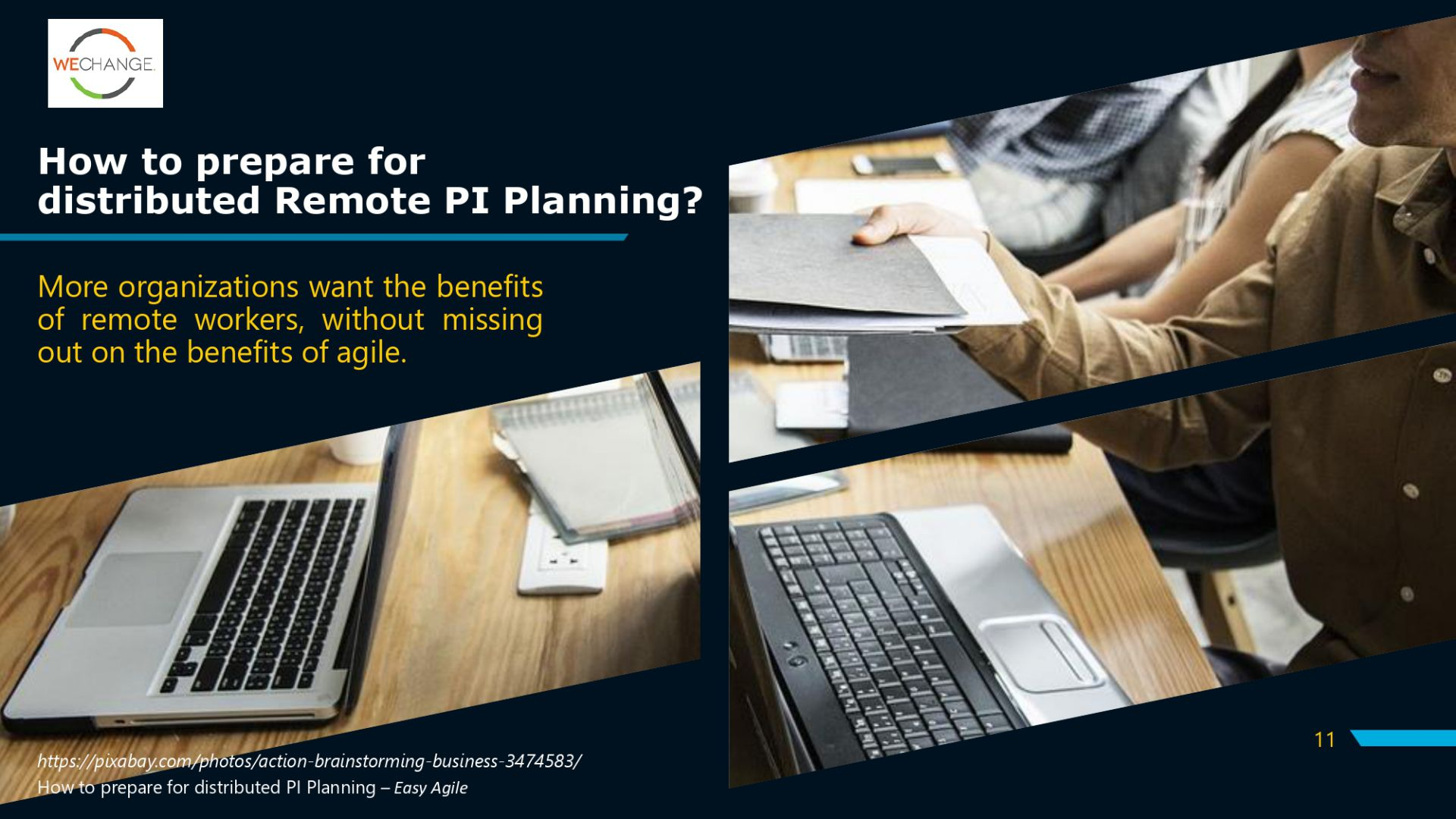 PI PlanningV2 page 0011 compressed Working from home ? Overcoming remote challenges of PI planning #SAFe