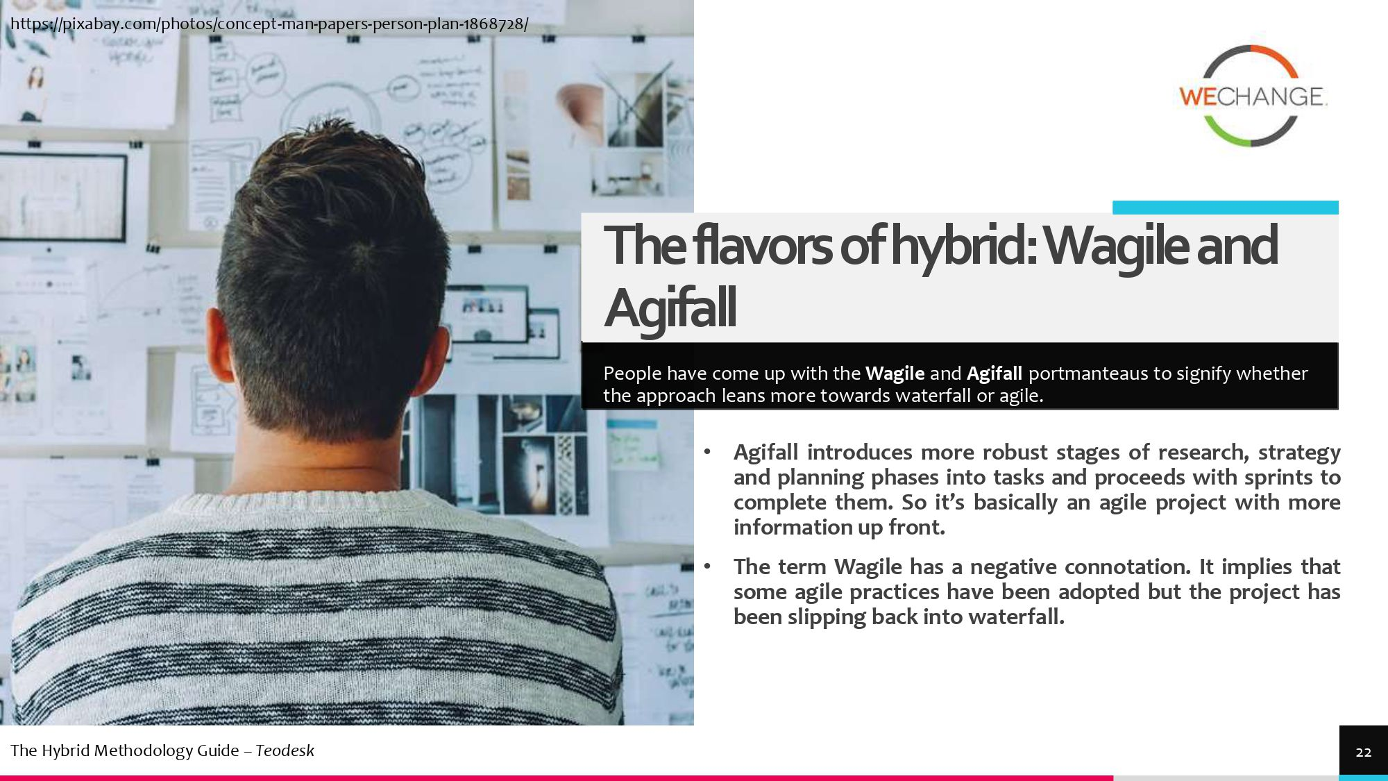Hybrid – combining agile and waterfall projects side by side  1 page 0018 compressed Combining agile and waterfall projects side by side? Howto