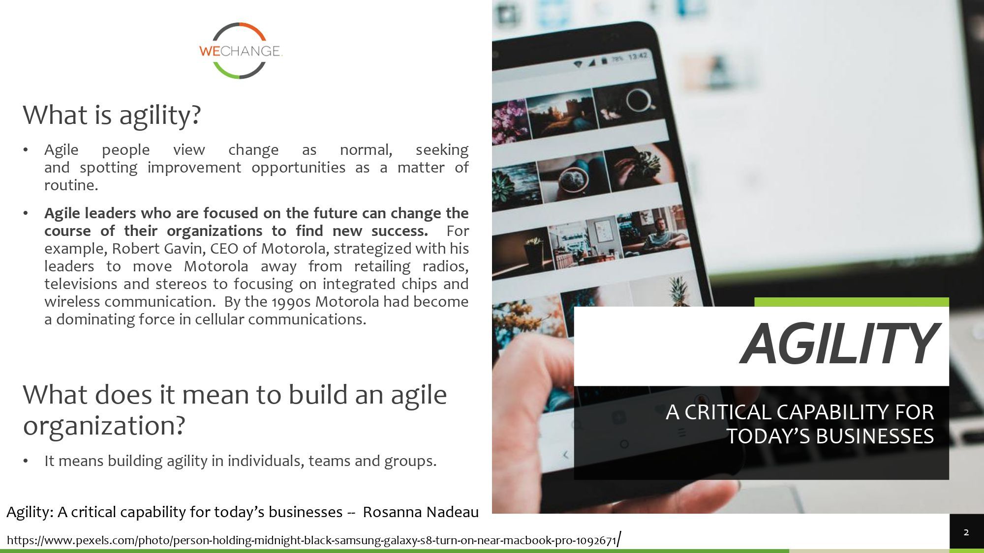 c agility page 0002 compressed C SUIT Agility  A critical capability for todays business