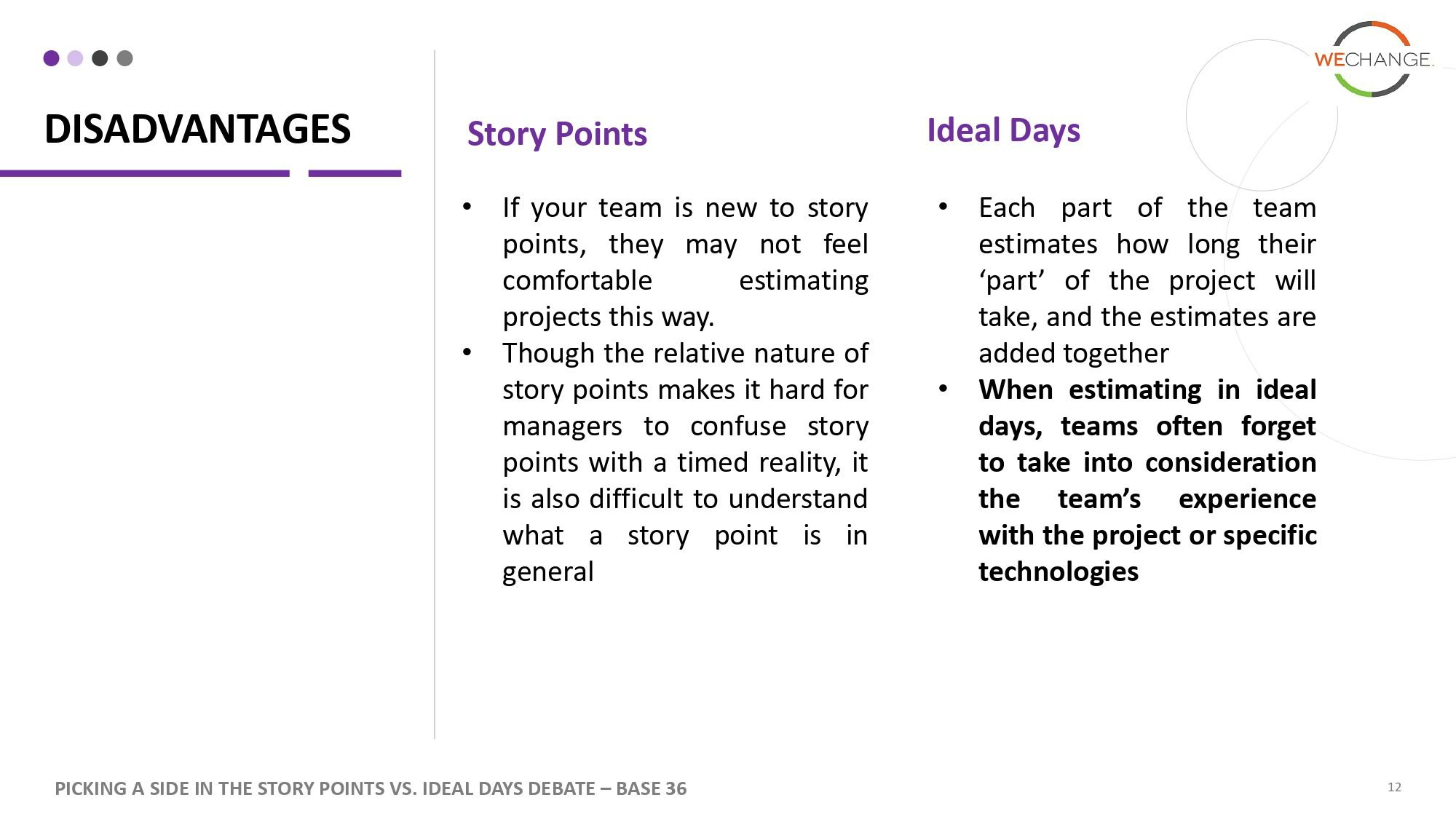 Story points page 0012 compressed Story points   number that tells the team a lot more then just size