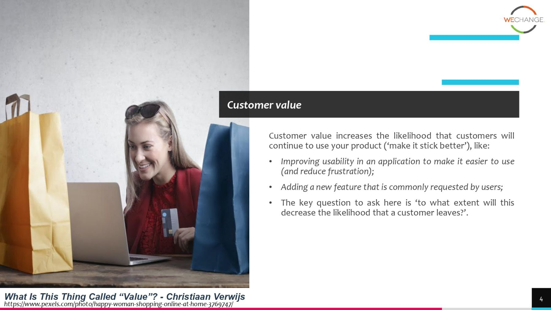 What is the story of the 'value  page 0004 compressed What is the story of the ' value' when writing requirements?