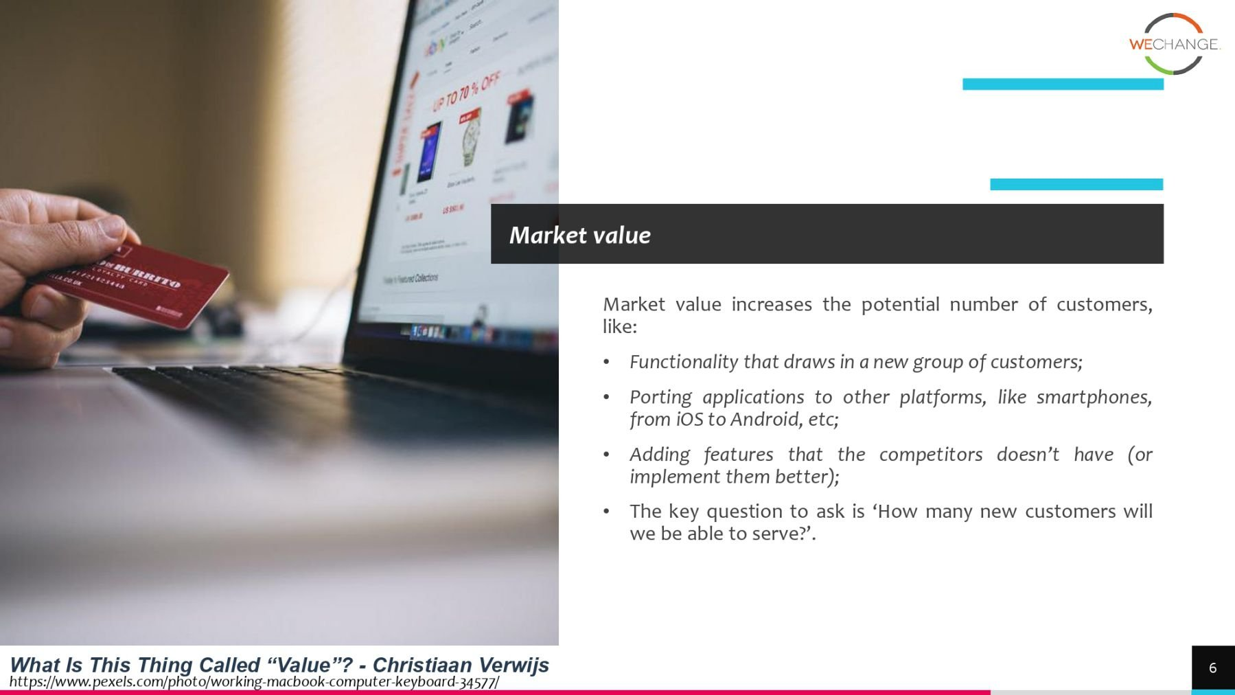 What is the story of the 'value  page 0006 compressed What is the story of the ' value' when writing requirements?