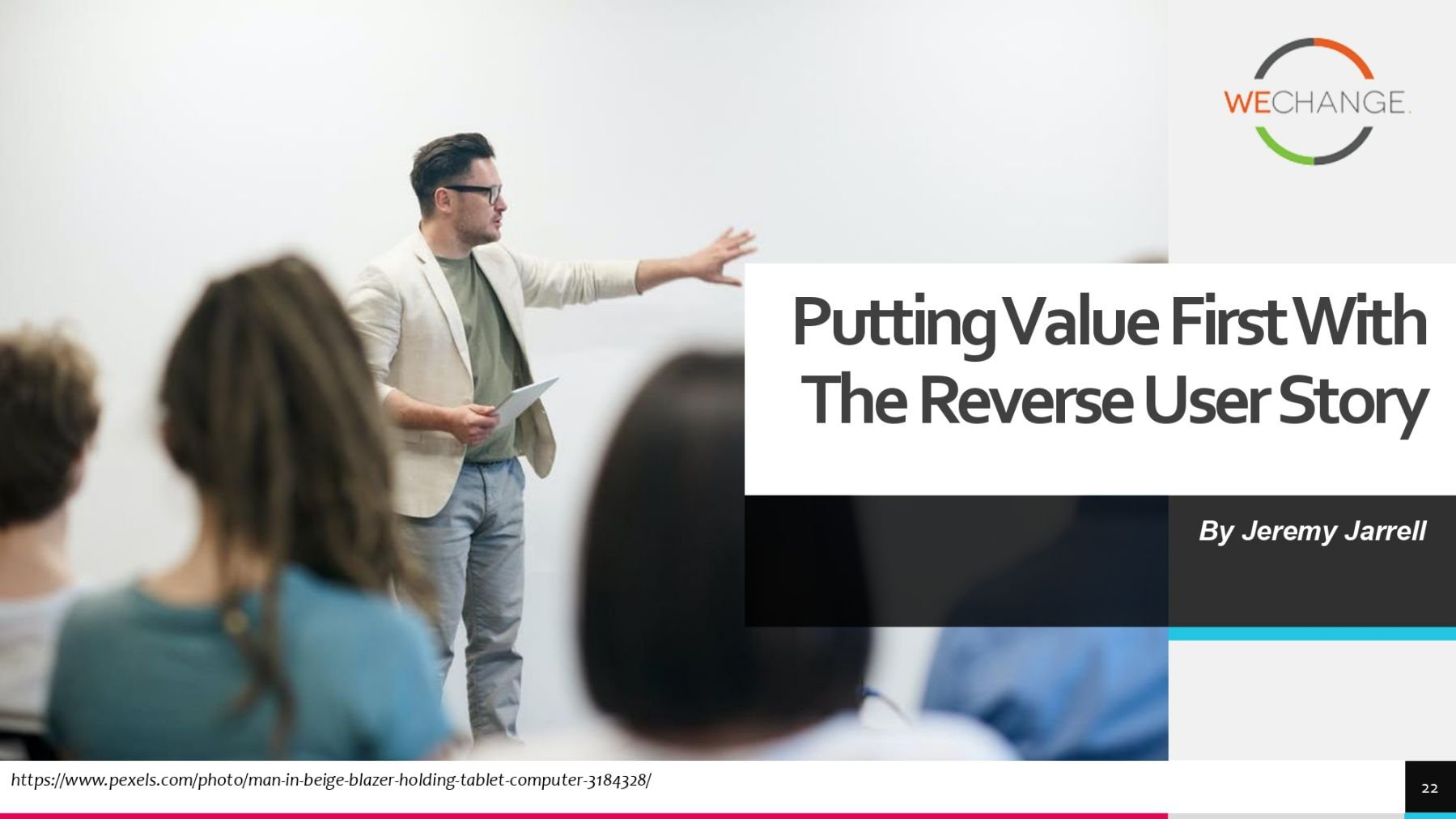 What is the story of the 'value  page 0022 compressed What is the story of the ' value' when writing requirements?