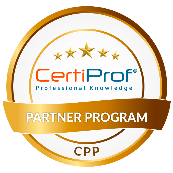 CertiProf Badge CPP DESIGN THINKING